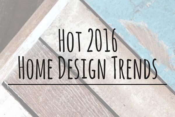 exterior home design trends for 2016