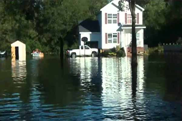 Boston North Shore home insurance normally does not cover flooding.