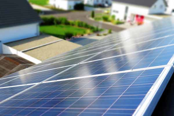 Some of the latest Boston North Shore home improvement trends include solar roofing