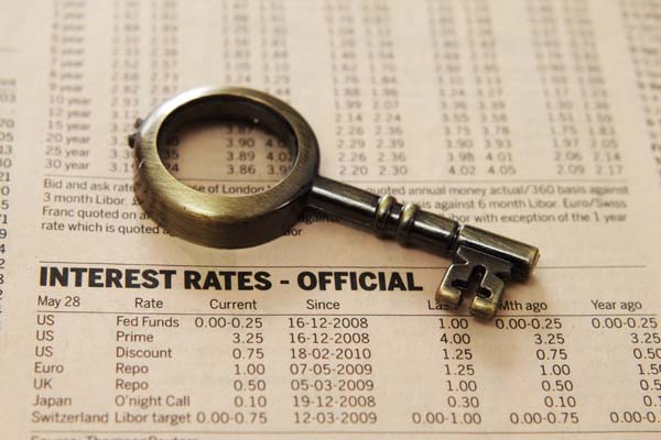 Boston North Shore real estate interest rates have risen slightly over the past couple of months.
